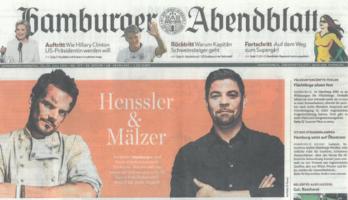 Steffen Henssler im Duell